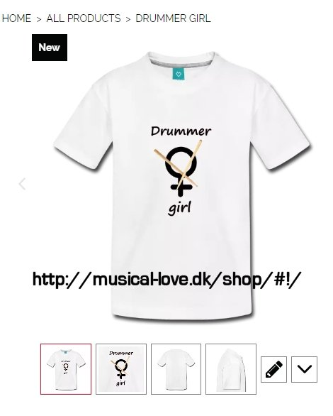 Not only BOY love drums. Girls can be any bit as good drummers.